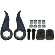Moog Adjustable Torsion Bar Keys For 2011-2014 GM 2500HD/3500HD T40043