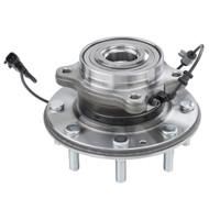 Moog Wheel Bearing & Hub Assembly For 2011-2015 GM 3500HD 4WD * 515144