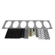 Industrial Injection Gorilla Girdle W/ Main Studs * For 03-15 Dodge 5.9L Cummins PDM-06023
