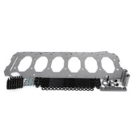 Industrial Injection Gorilla Girdle W/ Main Studs * For 94-02 Dodge 5.9 Cummins PDM-06021