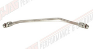 SWAG Performance 99-03 Ford Stainless Steel HPOP Crossover Line - SDX