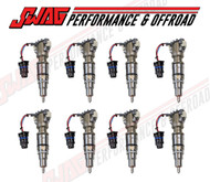 SWAG Performance 6.0L Reman +30% Fuel Injector Set