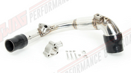 SWAG Performance Jeep 2.0L JL Turbocharger Hot Side Intercooler Pipe Upgrade