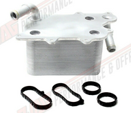 11-19 Ford 6.7L Powerstroke  Heavy-Duty Engine Oil Cooler Upgrade