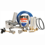 By-pass Oil Filtration Filtering System for 7.3L Powerstroke Diesel Trucks