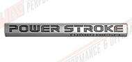 """OEM 6.7L """"Powerstroke Turbo Diesel"""" Nameplate - BC3Z9942528E"""