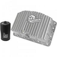 11-21 Ford 6.7L Powerstroke Diesel Engine AFE Street Series Oil Pan Upgrade - 46-70320