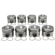 MAHLE Original 6.4L Piston Set