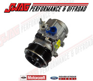 MOTORCRAFT 6.4L OEM A/C COMPRESSOR & CLUTCH - NEW
