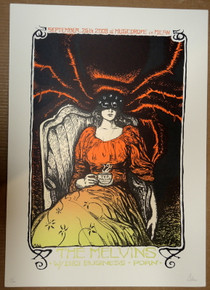 MELVINS - PORN - BIG BUSINESS - 2008 - POSTER- MALLEUS