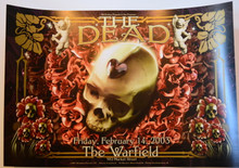 THE DEAD - 2003 - POSTER - GARCIA - BGP297 - CRAIG HOWELL - WARFIELD - VALENTINES