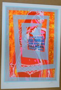 GOGOL BORDELLO - 2008 - ARTIST PROOF - FILLMORE -  DENVER - TOUR POSTER - LINDSEY KUHN