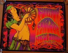 FURTHUR - SYRACUSE - 2011  - WEIR - SIGNED A/P - RICHARD BIFFLE - TOUR POSTER