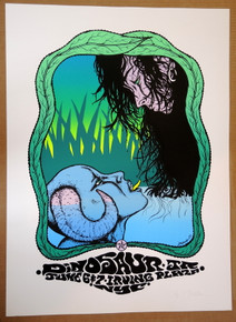DINOSAUR JR - 2007 - JERMAINE ROGERS - IRVING PLAZA - NEW YORK - POSTER - 2007
