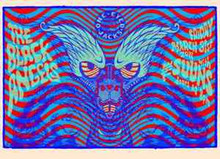 BLACK ANGELS - SUNNS - NEW ORLEANS 2011 - POSTER - KUHN