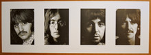 THE BEATLES - LITHOGRAPH - POSTER - 1968 - 50TH ANNIVERSARY WHITE ALBUM- APPLE CORPS LICENSED