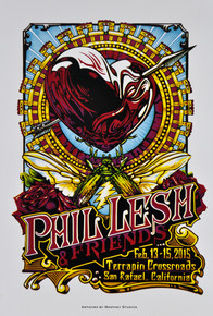 PHIL LEASH AND FRIENDS - 2015 - AJ MASTHAY - TERRAPIN CROSSROADS