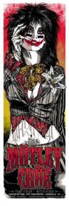 MOTLEY CRUE - RHYS COOPER - 2012 - LOUISVILLE KY - TOUR POSTER