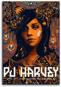 PJ HARVEY - 2017 - FILLMORE - PHILADELPHIA - HOPE SIX DEMOLITION PROJECT