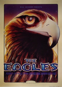THE EAGLES - 1994 - SHORELINE AMPHITHEATRE - RANDY TUTEN - BGP095