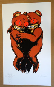 JERMAINE ROGERS - RESIST - ART PRINT - EMBELLISHED - #15/60 - POSTER