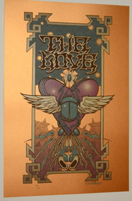 THE LOVE - ART PRINT - JACK SHURE - RICK GRIFFIN