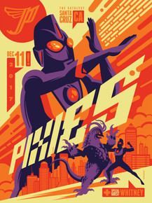 PIXIES - 2017 - SANTA CRUZ - THE CATALYST - TOM WHALEN - WHITNEY