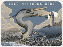DAVE MATTHEWS - 2015 -MOLSON AMPHITHEATRE - TORONTO- NEAL WILLIAMS - POSTER