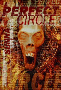 A PERFECT CIRCLE - FILLMORE DENVER - 2000 - TOUR POSTER - Frank Wiedemann -