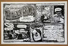 BLACK CROWES - 2006 - NORVA - NORFOLK - VIRGINIA - ARTIST PROOF - ORIG SILKSCREEN - RICHARD BIFFLE - POSTER