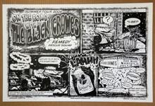 BLACK CROWES - 2006 - NORVA - NORFOLK - VIRGINIA - ARTIST PROOF - ORIG SILKSCREEN - RICHARD BIFFLE - POSTER