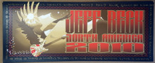 JEFF BECK - TRUTH - NORTH AMERICAN TOUR 2010  - ARTIST PROOF - ORIG SILKSCREEN - RICHARD BIFFLE - POSTER