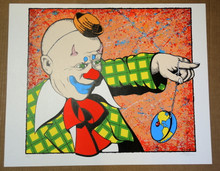 BEOZOLBUB - 1997 - ART PRINT  - LINDSEY KUHN - POSTER -  #10/49