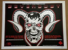 SEVENDUST - 2007- HOUSE OF BLUES -ORLANDO - STAINBOY - GREG REINEL - POSTER - POSTER -