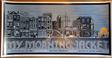 MY MORNING JACKET - MMJ - 2010 - CARY NC - KOKA BOOTH - DIG MY CHILI - POSTER