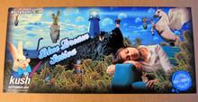 BLUE DREAM SATIVA - KUSH MAGAZINE - DAILY BUDS POSTER - BUD OF THE MONTH -2010 - KUSHCON