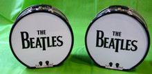 THE BEATLES  - TIN TOTE - 2015 - APPLE CORP - 2 SIDED - LENNON - McCARTNEY - HARRISON - STARR