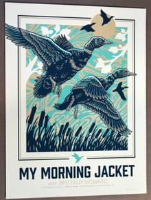 MY MORNING JACKET - BETHANY HOWARD - 2021 - AMERIS BANK - JOHN VOGL - ARTIST PROOF POSTER