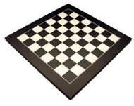 Dal Rossi 50cm Black/Erable Chess Board