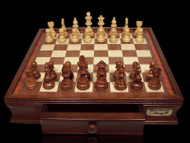 Dal Rossi Wooden Chess 40cm Set