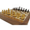 Rex Noir Square Magnetic Travel Chess Set 25cm with drawer (SQU-S-25) side 2