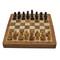 """Rex Noir 18cm / 7"""" Flip Magnetic Travel Chess Set (FLI-S-18) play from light"""