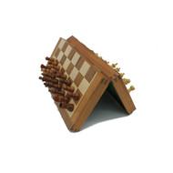 Rex Noir 30cm Flip Magnetic Chess Set (FLI-S-30)