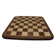 Rex Noir Discipline 50cm Sheesham Chess Board (DIS-S-50)