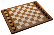 Dal Rossi Checkers Set (T1214DR)