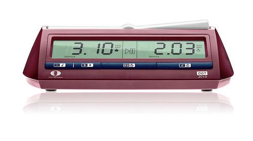 DGT 2010 Digital Chess Clock (DGT-2010)