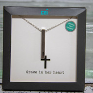 Grace in Her Heart Necklace