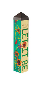 Let It Be -Art Pole- 20""