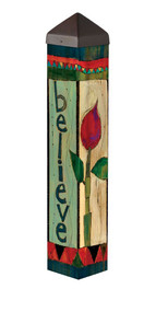Believe -Art Pole- 20""