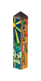 Love Garden -Art Pole- 20""